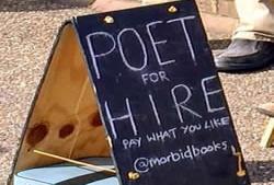 Un poeta de alquiler